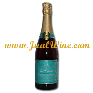 Bellissimo Dolce Rosso Sparkling